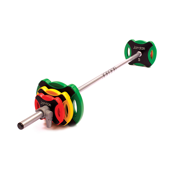 Ignite Urethane Barbell Set