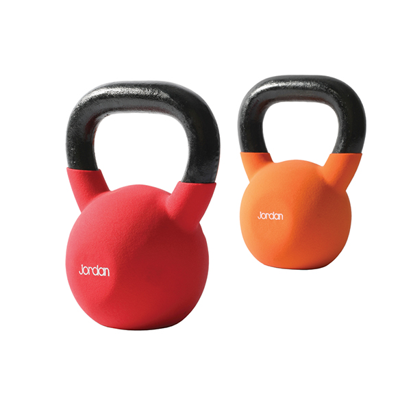 Coloured Neoprene Kettlebell