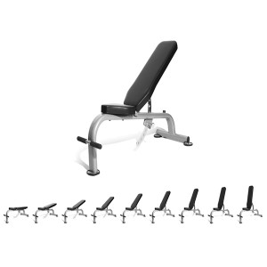 Jordan Fitness J Series Adjustable Bench