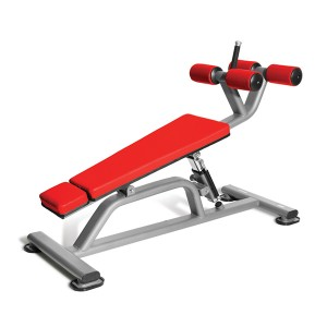 Jordan Fitness Adjustable Abdominal Decline Bench